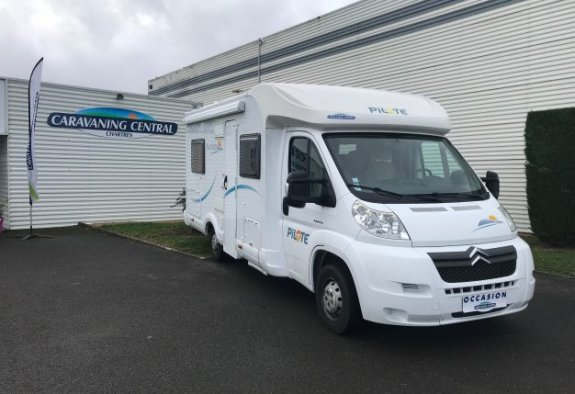 achat  Pilote Aventura P 670 CARAVANING CENTRAL CHARTRES