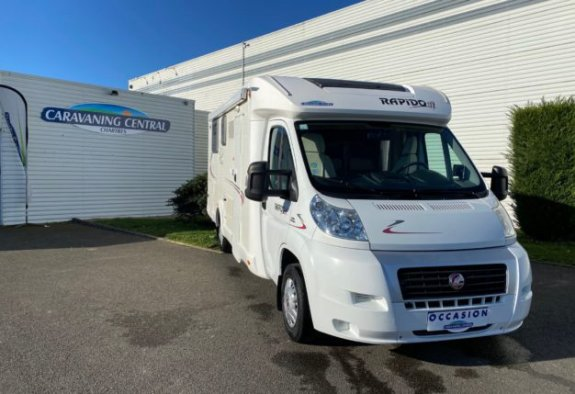 achat  Rapido 691 CARAVANING CENTRAL CHARTRES
