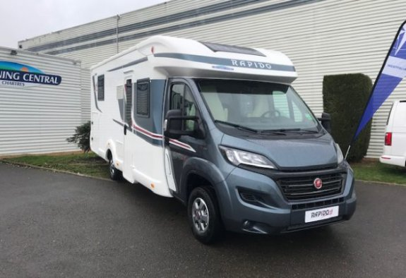 achat  Rapido 696 F Premium Edition CARAVANING CENTRAL CHARTRES