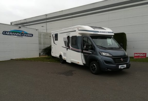 achat  Rapido 696 F CARAVANING CENTRAL CHARTRES