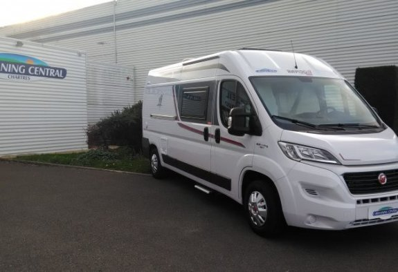 achat  Rapido V 55 CARAVANING CENTRAL CHARTRES