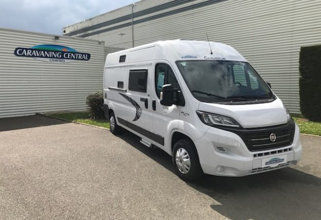 chausson twist 594 start neuf porteur fiat ducato multijet 2 3 130ch camping car vendre en. Black Bedroom Furniture Sets. Home Design Ideas