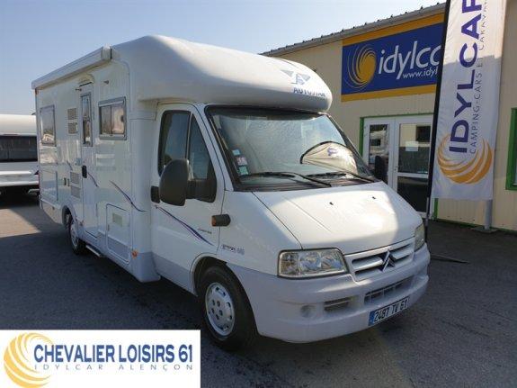 achat  Autostar Athenor 468 CHEVALIER LOISIRS 61