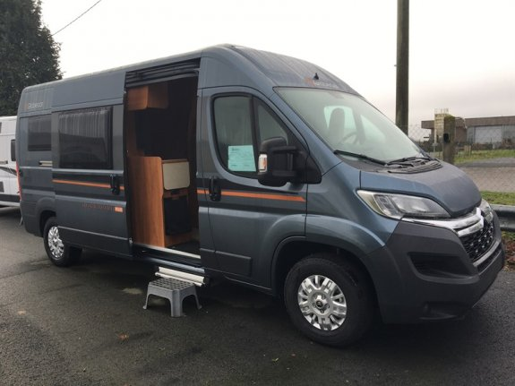 achat  Globecar Globescout CHEVALIER LOISIRS 61
