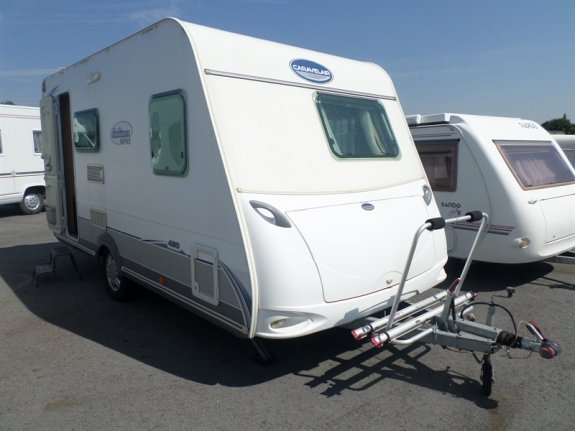 achat caravane / mobil home Caravelair Ambiance Style 420 CHEVALIER LOISIRS 61