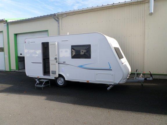 achat caravane / mobil home La Mancelle 440 CBM CHEVALIER LOISIRS 61