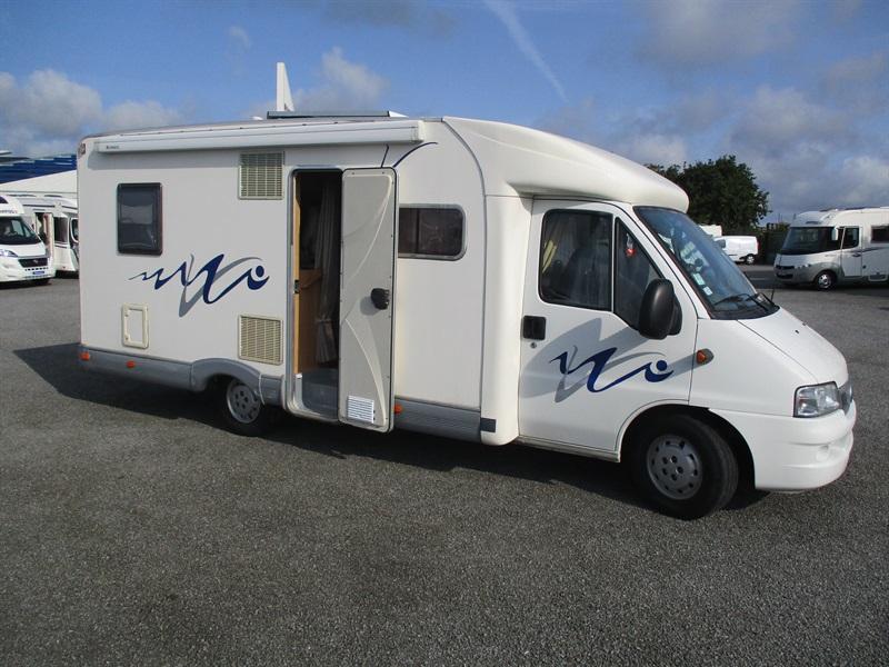 elnagh joxy 46 occasion porteur fiat ducato 2 3l jtd 115ch diesel camping car vendre en. Black Bedroom Furniture Sets. Home Design Ideas