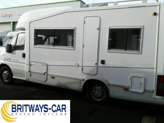 achat  Autostar Athenor 432 BRITWAYS CAR LANNION