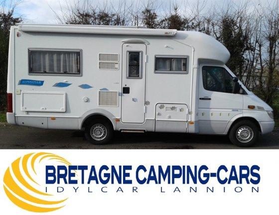 achat  Autostar Athenor 448 BRITWAYS CAR LANNION