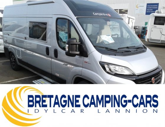 achat  Campereve Magellan 643 40 Ans BRITWAYS CAR LANNION