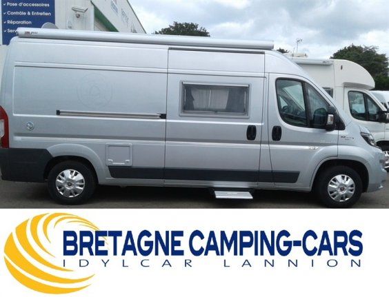achat  Campereve Magellan 643 BRITWAYS CAR LANNION