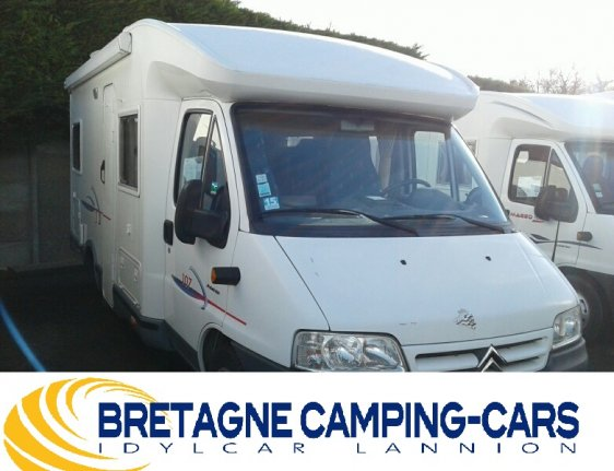 achat  Challenger 107 BRITWAYS CAR LANNION