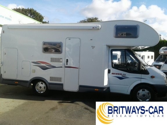 achat  Challenger Genesis 43 BRITWAYS CAR LANNION