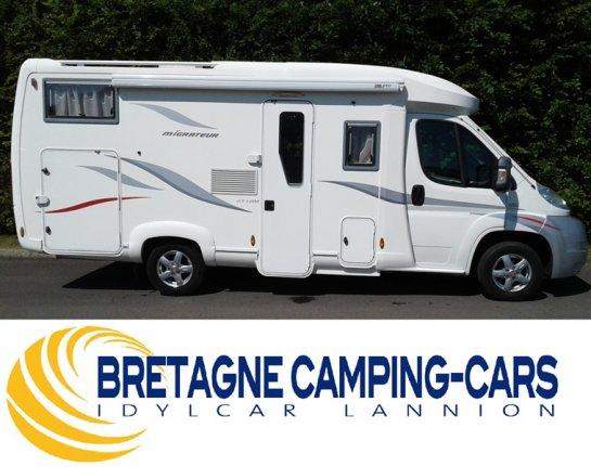 achat  Fleurette Migrateur 65 Lbm BRITWAYS CAR LANNION