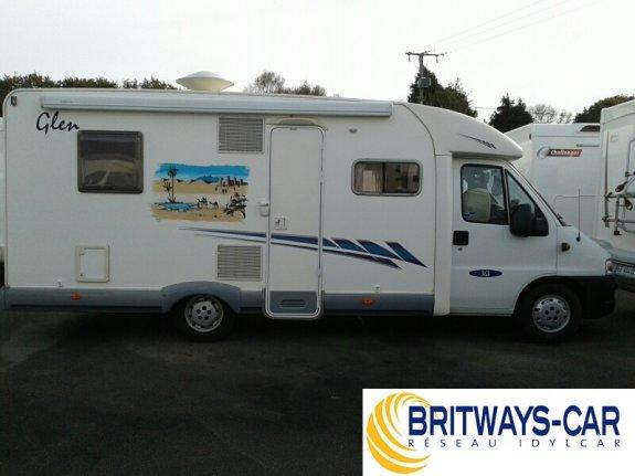 achat  Mc Louis Glen 363 BRITWAYS CAR LANNION