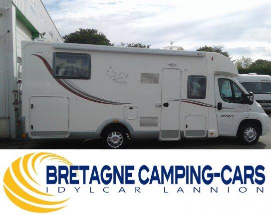 achat  Rapido 691 FF BRITWAYS CAR LANNION