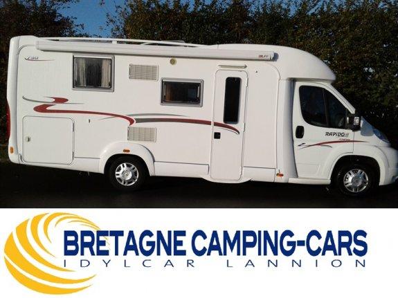 achat  Rapido 790 C BRITWAYS CAR LANNION