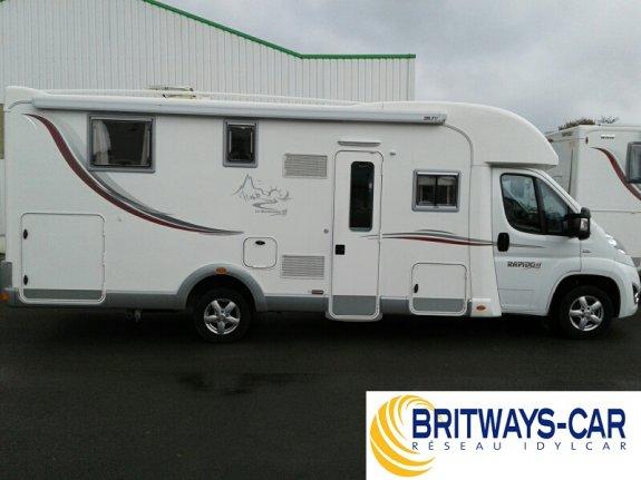 achat  Rapido 791 FF BRITWAYS CAR LANNION