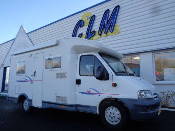achat  Challenger 101 CLM LOISIRS
