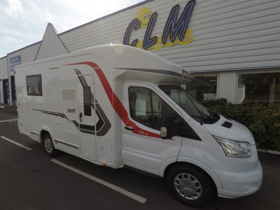 achat  Challenger 288 Edition Speciale CLM LOISIRS