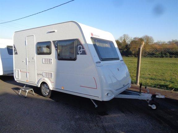 achat caravane / mobil home Sterckeman Starlett 390 CP CLM LOISIRS