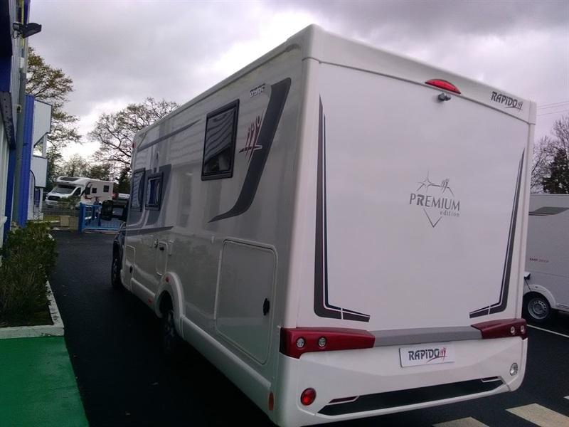 Rapido 696 F Premium Edition - 3