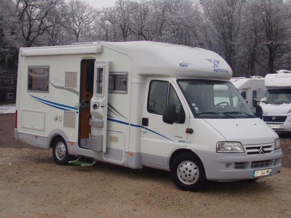 achat  Autostar Athenor 468 MERLE LOISIRS