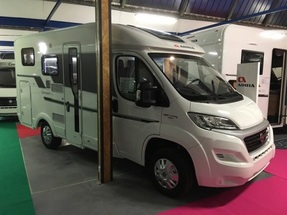 achat  Adria Compact SP LOISIRS CAMPER