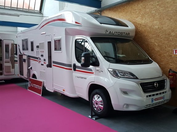 achat  Autostar P 720 Lc Lift Passion LOISIRS CAMPER