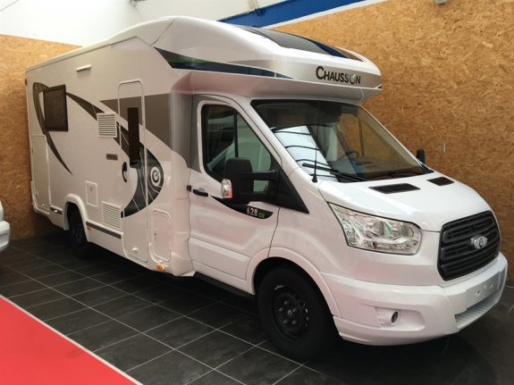 achat  Chausson 628 Special Edition LOISIRS CAMPER