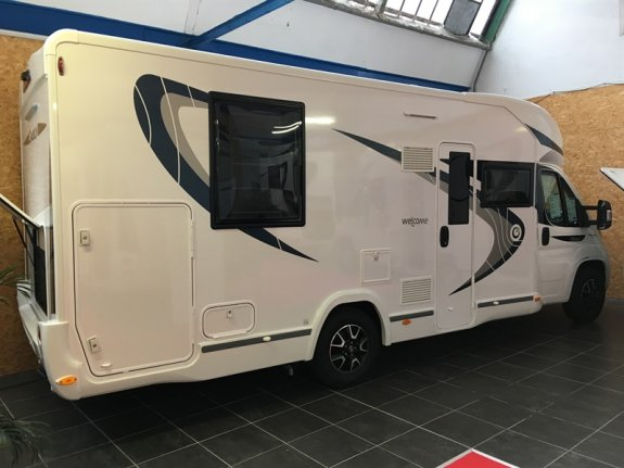 achat  Chausson 738 Xlb Welcome LOISIRS CAMPER