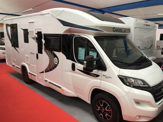 achat  Chausson 748 Eb Welcome LOISIRS CAMPER