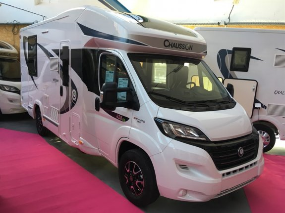 achat  Chausson Welcome 628 Eb LOISIRS CAMPER