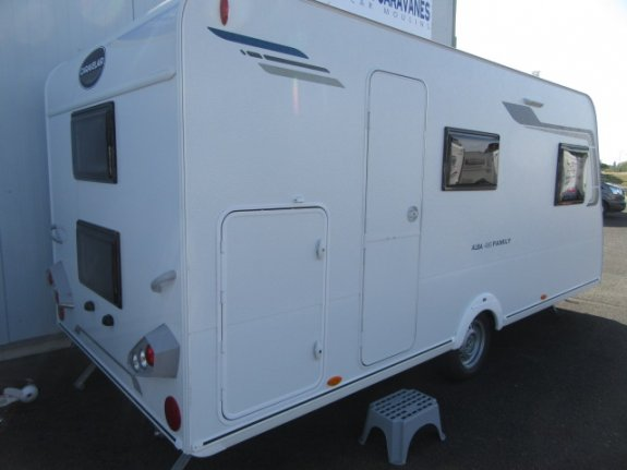 achat caravane / mobil home Caravelair Alba 486 Family CHAMPION CARAVANES