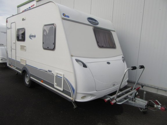 achat caravane / mobil home Caravelair Ambiance 420 CHAMPION CARAVANES