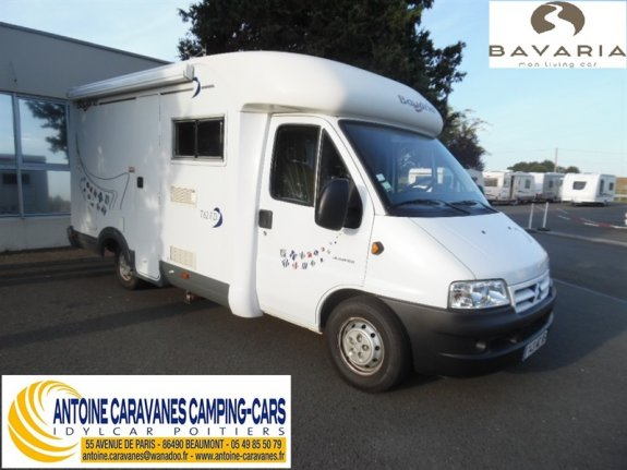 bavaria t 62 fd occasion annonces de camping car en vente net campers. Black Bedroom Furniture Sets. Home Design Ideas