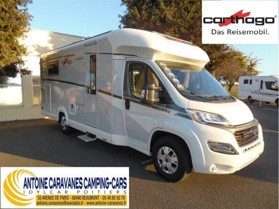 achat  Carthago C-Tourer T 150 ANTOINE CARAVANES-CAMPING-CARS
