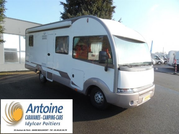 achat  Itineo LB 690 ANTOINE CARAVANES-CAMPING-CARS