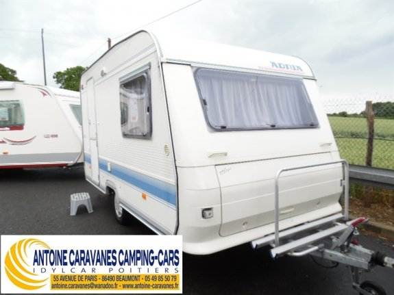 achat caravane / mobil home Adria 361 IPS ANTOINE CARAVANES-CAMPING-CARS