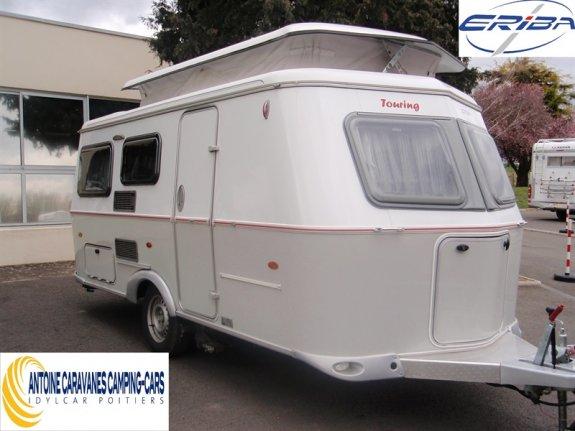 achat caravane / mobil home Eriba Troll 530 ANTOINE CARAVANES-CAMPING-CARS