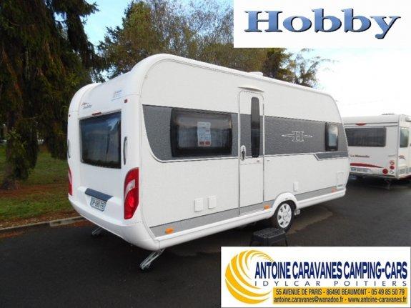 achat caravane / mobil home Hobby Excellent 495 Ufe ANTOINE CARAVANES-CAMPING-CARS