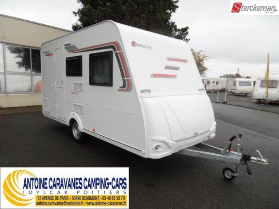 achat caravane / mobil home Sterckeman Easy 390 Cp ANTOINE CARAVANES-CAMPING-CARS