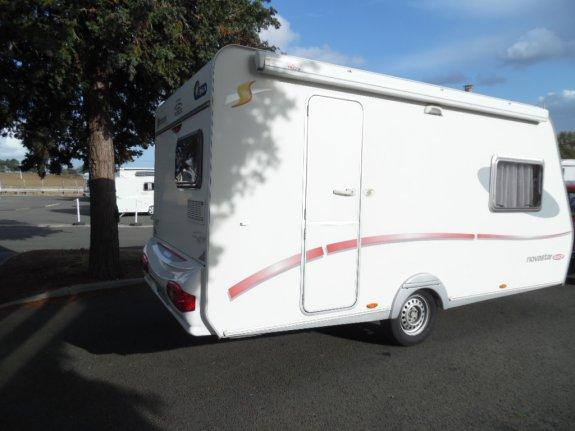 achat caravane / mobil home Sterckeman Novastar 420 CP ANTOINE CARAVANES-CAMPING-CARS