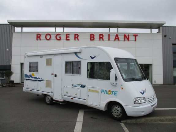 achat  Pilote Galaxy 50 ROGER BRIANT