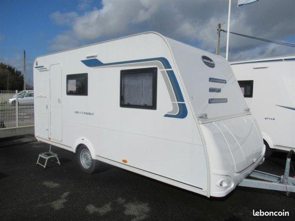 achat caravane / mobil home Caravelair Alba 426 ROGER BRIANT