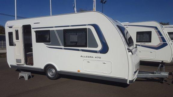 achat caravane / mobil home Caravelair Allegra 470 ROGER BRIANT