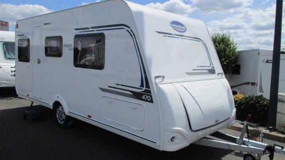 Caravelair Antares Style 470