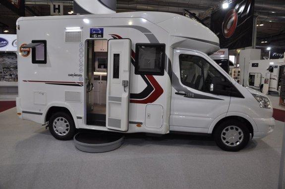 achat  Challenger Genesis 170 CARAVANE SERVICE JOUSSE ROUEN NORD