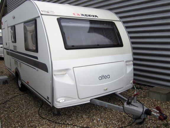 achat caravane / mobil home Adria 462 PK Altea CARAVANE SERVICE JOUSSE ROUEN NORD