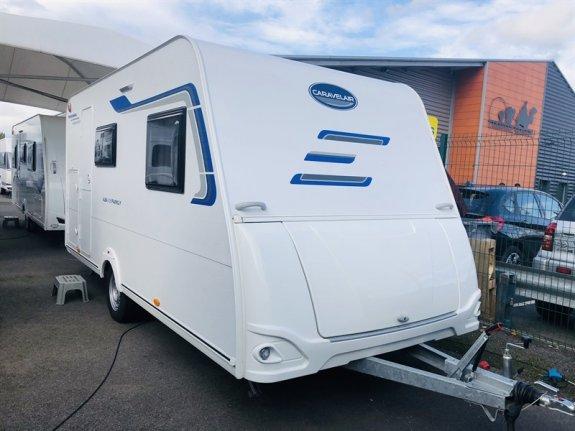 achat caravane / mobil home Caravelair 426 Alba Family CARAVANE SERVICE JOUSSE ROUEN NORD
